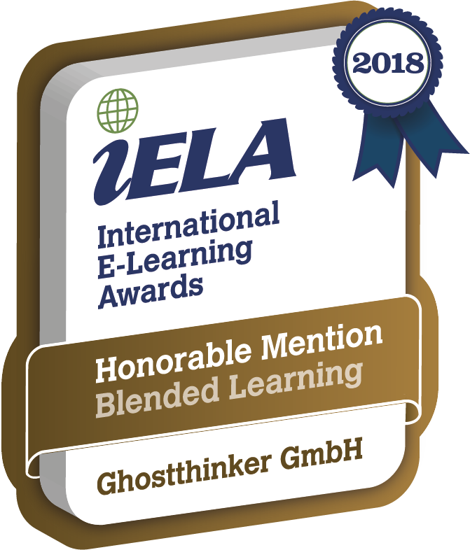iELA Award 2018: Honorable Mention für edubreak®match