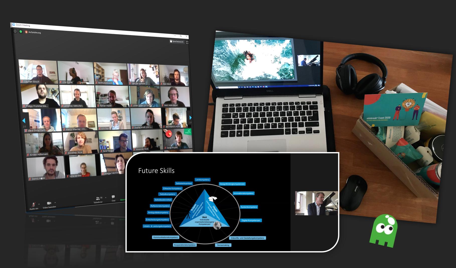 edubreak-Event 2020 Collage1