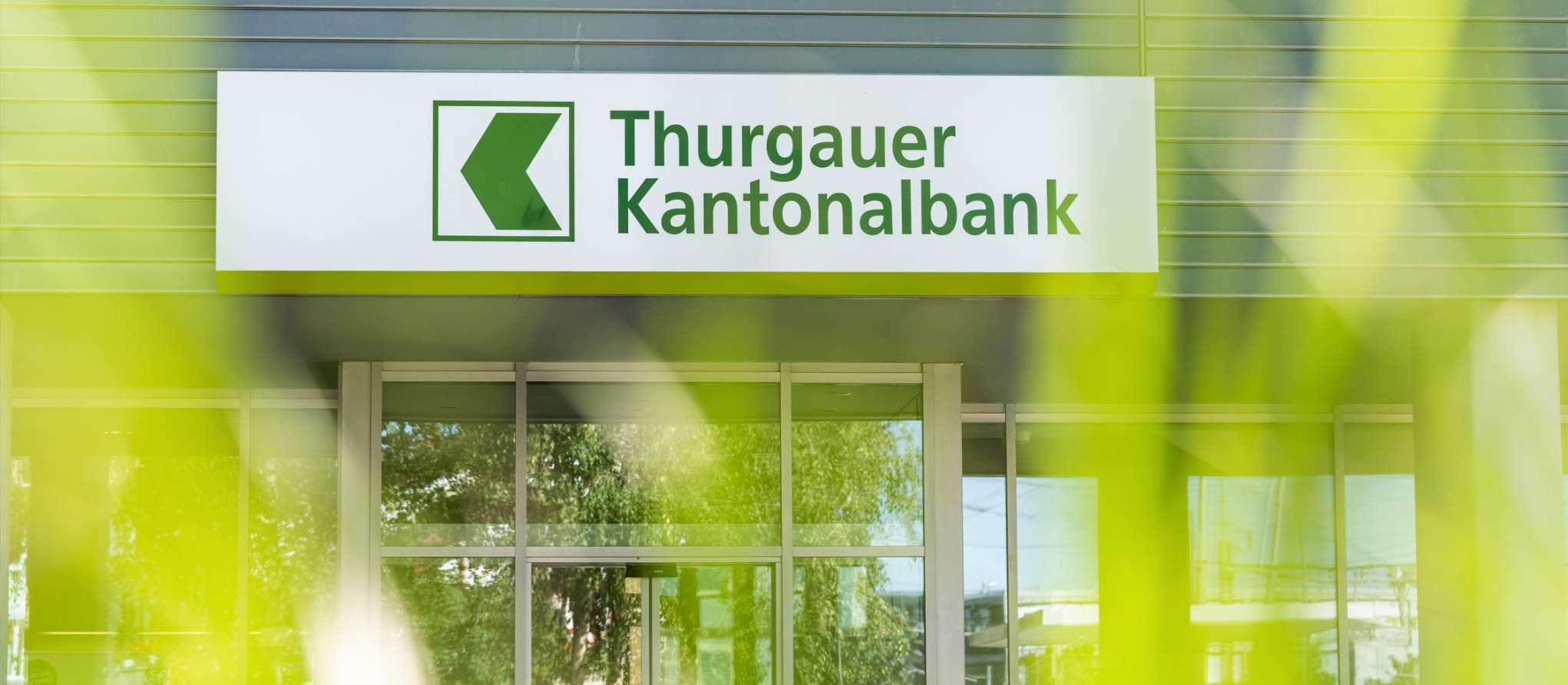 Hauptsitz der Thurgauer Kantonalbank in Weinfelden