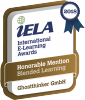iELA Award 2018 Ghostthinker